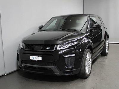 gebraucht Land Rover Range Rover evoque 2.0 Si4 HSE Dynamic
