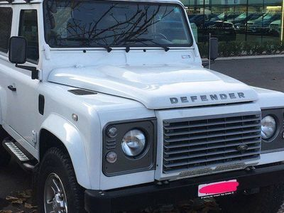 gebraucht Land Rover Defender 90 2.2 TD4 Station Wagon SE