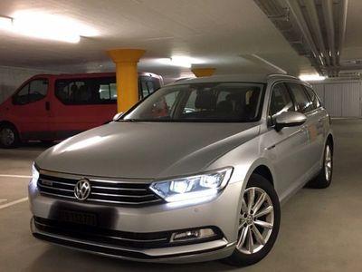 gebraucht VW Passat Variant 2.0 TDI BMT Highline DSG 4Motion (Kombi)