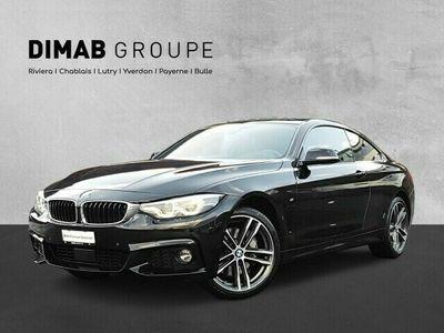 gebraucht BMW 440  i Coupé xDrive M Sport