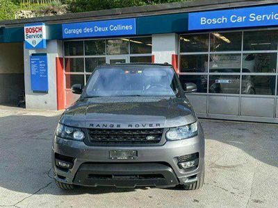 gebraucht Land Rover Range Rover Sport 3.0 SDV6 Hybrid Autobio.Dyn.Aut.