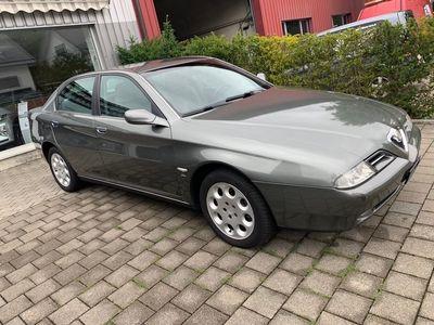 gebraucht Alfa Romeo 166 2.4 JTD