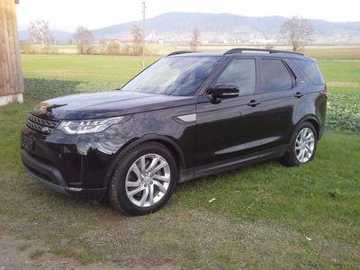 gebraucht Land Rover Discovery Sehr gepflegter SDV6 SE mit vielen extras und 3500KG AHK