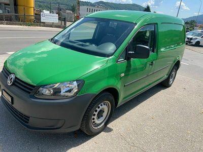 gebraucht VW Caddy Maxi 1.6 TDI Blue Motion Technology