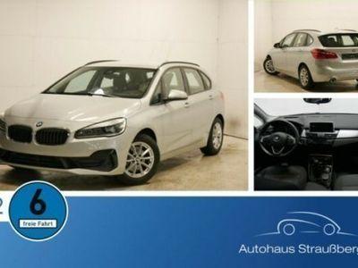 gebraucht BMW 218 Active Tourer d Klima LED PDC Navi RTTI