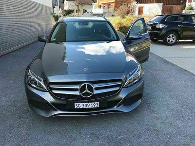 gebraucht Mercedes C220 d Avantgarde 9G-Tronic