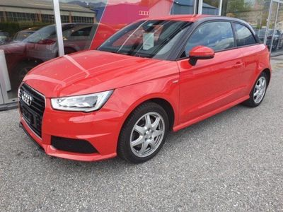 gebraucht Audi A1 1.8 TFSI Sport S-tronic
