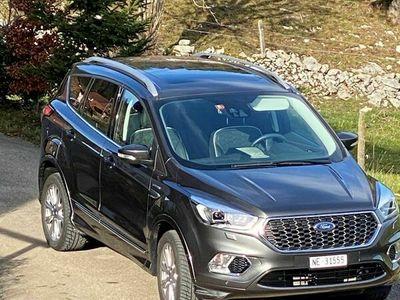 gebraucht Ford Kuga 2.0 TDCi Vignale 4WD