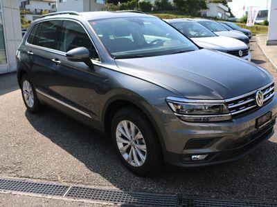 gebraucht VW Tiguan 2.0 TDI SCR Comfortline DSG