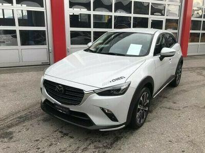 gebraucht Mazda CX-3 D 115 Revolution AWD