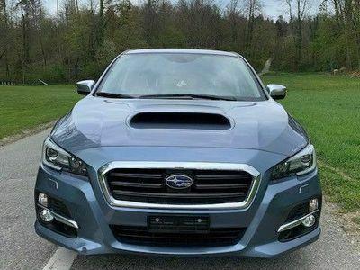 gebraucht Subaru Levorg 1.6 DIT Siwss S