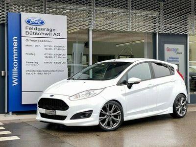 gebraucht Ford Fiesta 1.0 EcoB 140 ST-Line **7 Jahre Garantie**