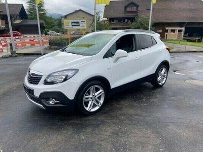 gebraucht Opel Mokka 1.4i T Cosmo 2WD