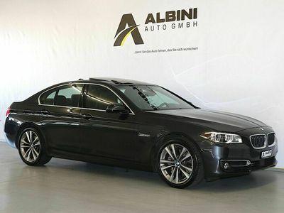 gebraucht BMW 535  d xDrive Luxury Line Steptronic