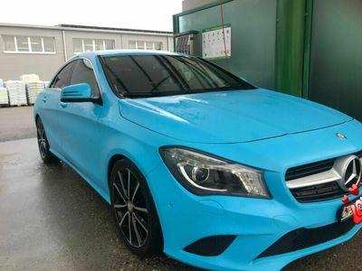 gebraucht Mercedes CLA180 C-Klasse CLA 180 09.2015 / 219'000 km C-Klasse09.2015 / 219'000 km