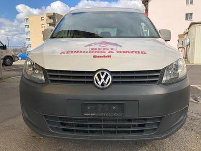 gebraucht VW Caddy Maxi 1.6 TDI CR Trendline DSG