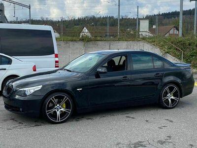 gebraucht BMW 525  xi