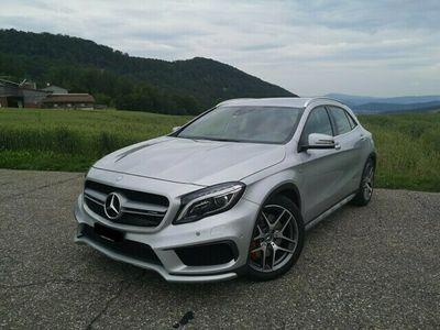 gebraucht Mercedes GLA45 AMG GLA-KlasseAMG 4Matic 7G-DCT