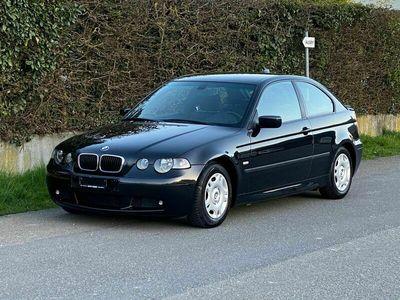gebraucht BMW 318 Compact 3er Compact ti Benzin