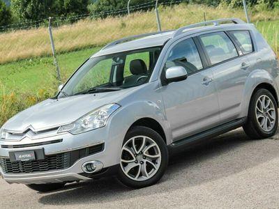 gebraucht Citroën C-Crosser 2.2 HDi Exclusive