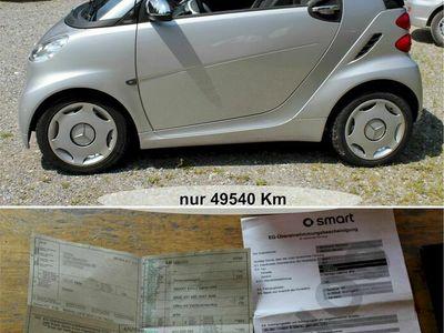 gebraucht Smart ForTwo Cabrio Fortwo 2011 MHD ab MFK 21.10.2020