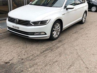 gebraucht VW Passat Variant 2.0 TDI SCR BMT Highline DSG