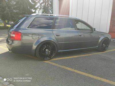 gebraucht Audi RS6 S6 / RS6 SchönerC5 Zu verkaufen