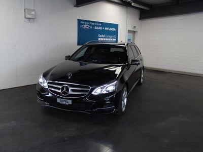 gebraucht Mercedes E250 E-CLASS S212 KombiCDI BlueTec Avantg. 4