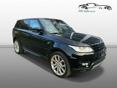 gebraucht Land Rover Range Rover Sport 5.0 V8 SC Autobiography DynamicA