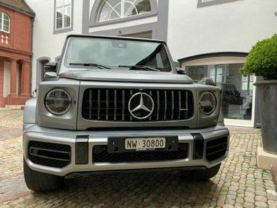 gebraucht Mercedes G63 AMG G-KlasseAMG Edition 1 Speedshift Plus G-Tronic