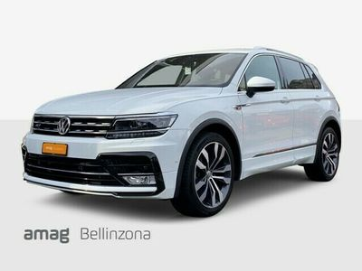 gebraucht VW Tiguan 2.0 TDI SCR Highline4Motion DSG