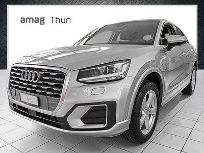 gebraucht Audi Q2 1.0 TFSI sport S-tronic