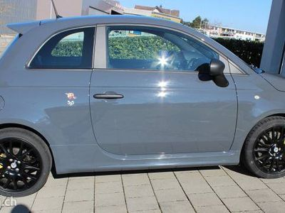 gebraucht Fiat 500 Abarth Abarth competizione, grigia
