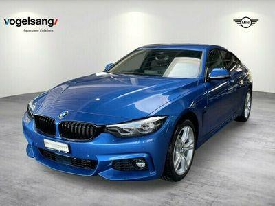 gebraucht BMW 420 Gran Coupé  d xDrive Platinum Edition Steptronic