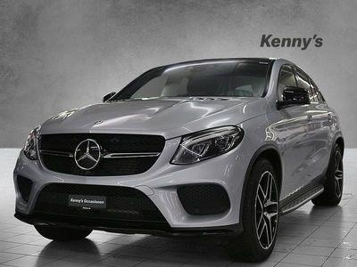 gebraucht Mercedes GLE350 GLE-Klassed Coupé AMG Line