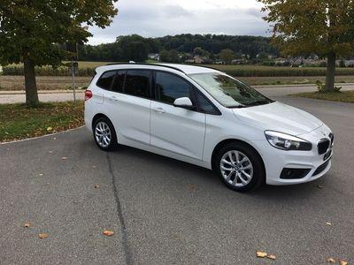 gebraucht BMW 220 Gran Tourer i Steptronic 7 Sitzplätze, 2018, 24'070 km
