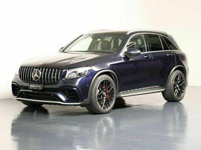 gebraucht Mercedes GLC63 AMG AMG S 4m+
