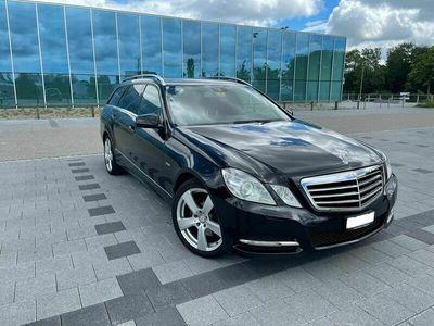 gebraucht Mercedes E250 E-Klasse MercedesCDI T Kombi W212