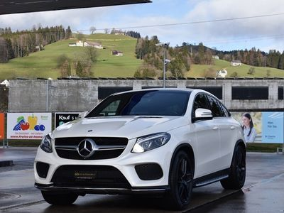 gebraucht Mercedes 400 GLE Coupé4Matic 9G-Tronic AMG-Line *Luftf