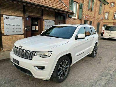 gebraucht Jeep Grand Cherokee 3.0 CRD Platium Edition