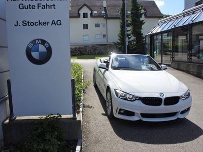 gebraucht BMW 430 i Cabriolet xDrive MSport Individual Steptronic