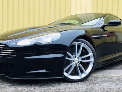 gebraucht Aston Martin DBS DB9/DBSCoupé Touchtronic 2 24'500 km 01.2010