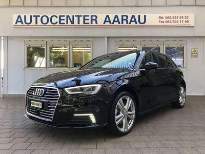 "gebraucht Audi A3 Sportback 40 TFSI e-tron Sport S-tronic ""S-Line"""