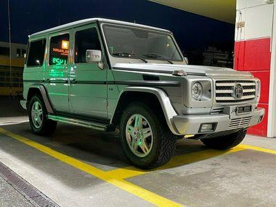 gebraucht Mercedes G500 G-Klasse W463 Wagonlang