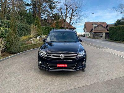 gebraucht VW Tiguan 2.0 TSI Sport&Style R-Line Design 4Motion DSG