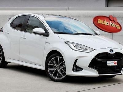 gebraucht Toyota Yaris 1.5 Premium e-CVT