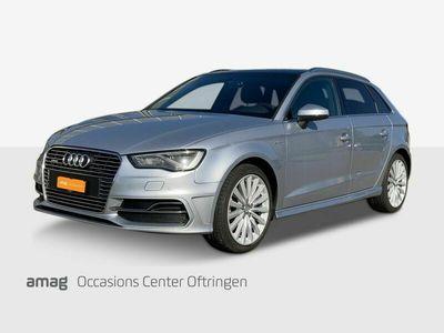 gebraucht Audi A3 Sportback  1.4 e-tron Ambition S-tronic