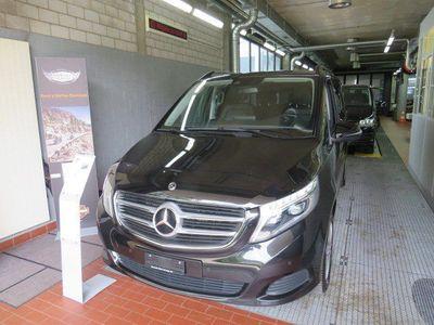 gebraucht Mercedes V250 V-Klassed 190PS lang 4Matic 7G-Tronic