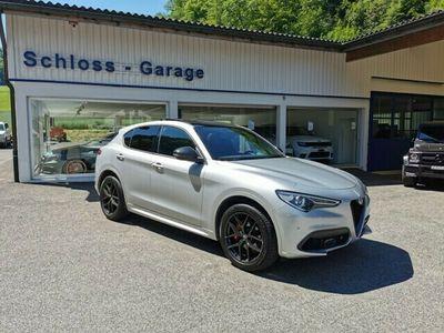 gebraucht Alfa Romeo Stelvio 2.0 Veloce Q4 Automatic