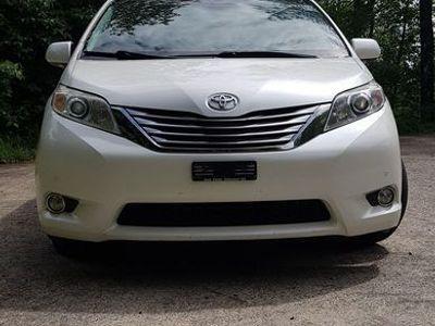 gebraucht Toyota Sienna 3.5 A 4WD